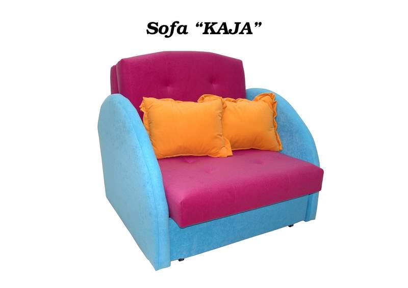 Hit meble sofa kaja tapczan wersalka fotel for Sofa jednoosobowa
